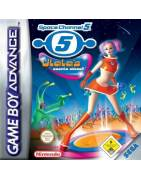 Space Channel 5 Ulala's Cosmic Attack Gameboy Advance