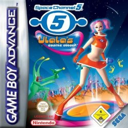 Space Channel 5 Ulala's...