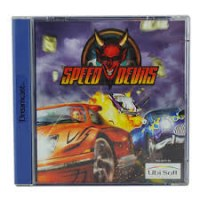 Speed Devils Dreamcast