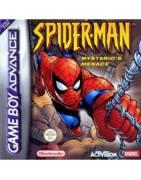 Spider-Man Mysterio's Menace Gameboy Advance