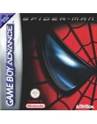 Spider-Man The Movie Gameboy Advance