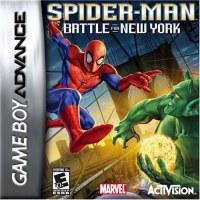 Spider-Man: Battle for New York Gameboy Advance