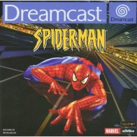 Spiderman Dreamcast
