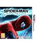 Spiderman Edge Of Time 3DS
