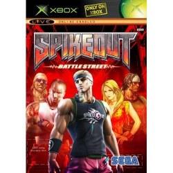 Spikeout Battlestreet Xbox Original