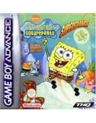 SpongeBob Square Pant Super Sponge Gameboy Advance
