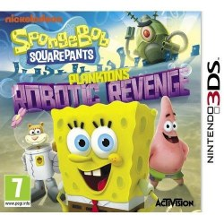 SpongeBob SquarePants Planktons Robotic Revenge 3DS