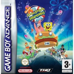 SpongeBob Squarepants The Movie Gameboy Advance