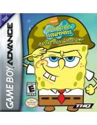 SpongeBob Squarepants Battle for Bikini Bottom Gameboy Advance
