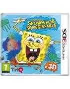 Spongebob Squigglepants 3DS