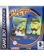 SpongeBob Super Sponge &  Battle for Bikini Bottom Gameboy Advance