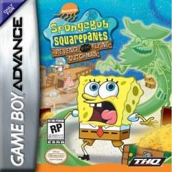 SpongeBob: Revenge of the Flying Dutchman Gameboy Advance