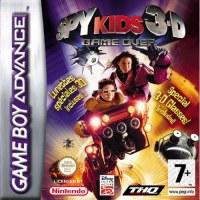 Spy Kids 3D Game Over Gameboy Advance