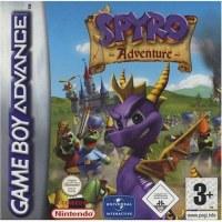 Spyro Adventure Gameboy Advance