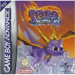 Spyro Season of Ice Gameboy Advance
