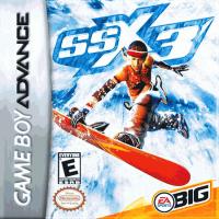 SSX 3 Gameboy Advance