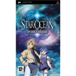 Star Ocean: Second Evolution PSP
