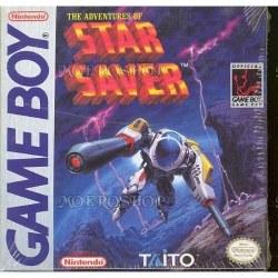 Adventures of Star Saver Gameboy