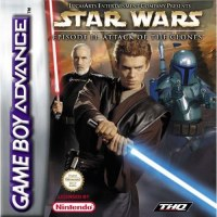 Star Wars Episode II Attack of the Clones Gameboy Advance