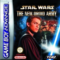 Star Wars Episode II The New Droid Army Gameboy Advance
