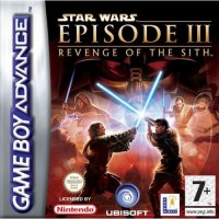 Star Wars Episode III Revenge of the Sith Gameboy Advance