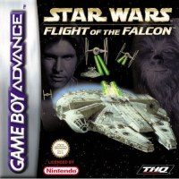 Star Wars Flight of the Falcon Gameboy Advance