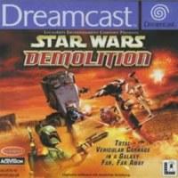 Star Wars Episode 1 Demolition Dreamcast