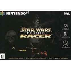 Star Wars Episode 1Racer