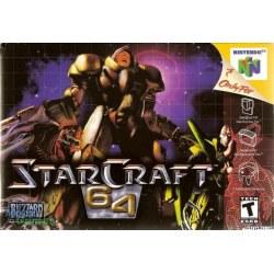 StarCraft 64 N64