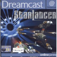 Starlancer Dreamcast