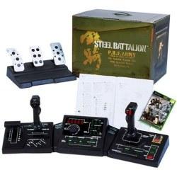 Steel Battalion & Controller Xbox Original