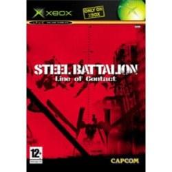 Steel Battalion Line of Contact Xbox Original