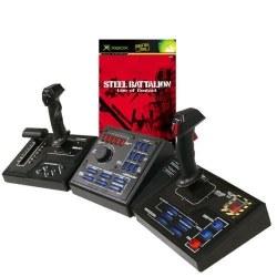 Steel Battalion Line of Contact & Controller Xbox Original