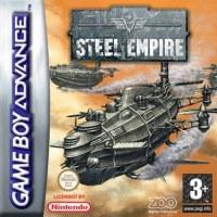 Steel Empire Gameboy Advance
