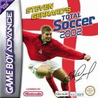 Steven Gerrard's Total Soccer 2002 Gameboy Advance