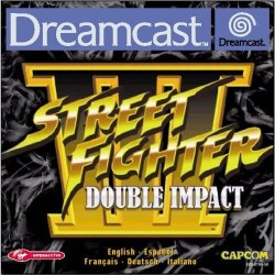 Street Fighter  3 Double...