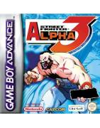 Street Fighter Alpha 3 Gameboy Advance