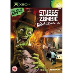 Stubbs The Zombie in Rebel Without a Pulse Xbox Original