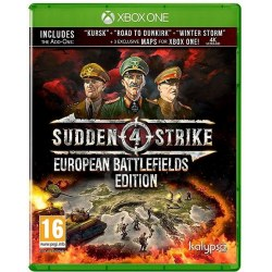 Sudden Strike 4 European...