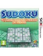 Sudoku + 7 Other Complex Puzzles by Nikoli 3DS