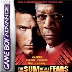 Sum of all Fears Gameboy Advance