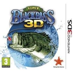 Super Black Bass 3D 3DS