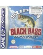 Super Black Bass Advance Gameboy Advance