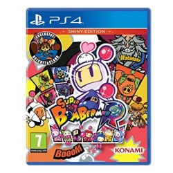 Super Bomberman R Shiny...