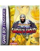 Super Ghouls 'n' Ghosts Gameboy Advance
