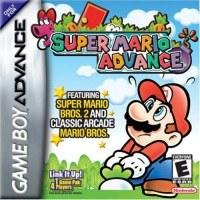Super Mario Advance Gameboy Advance
