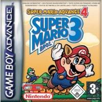 Super Mario Advance 4 Super Mario Bros 3 Gameboy Advance