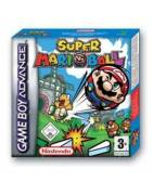 Super Mario Ball Gameboy Advance