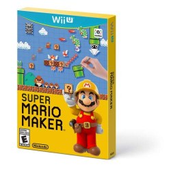 Super Mario Maker with Artbook