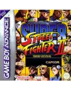 Super Street Fighter 2 X Turbo Revival Gameboy Advance